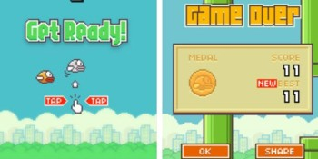 Flappy Bird hits No. 1 on the app stores. But why?