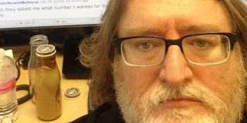 Valve boss Gabe Newell on Bitcoin, Mario, and restaurants