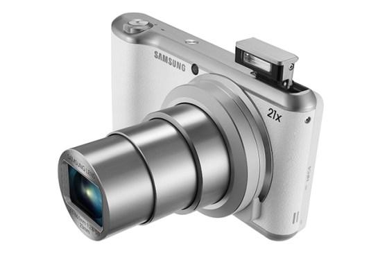 Galaxy Camera 2 front