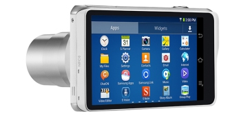 Samsung Galaxy Camera 2 adds new shooting modes to the Android-powered point-and-shoot