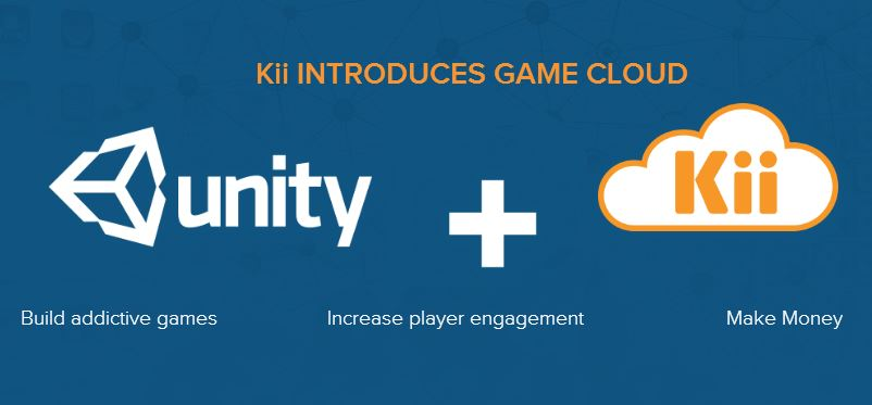 Kii's Game Cloud service for developers.