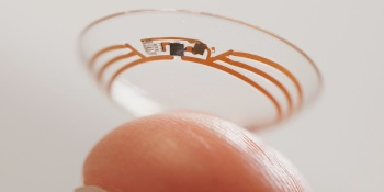 Google developing contact lens device to help people with diabetes monitor blood glucose levels