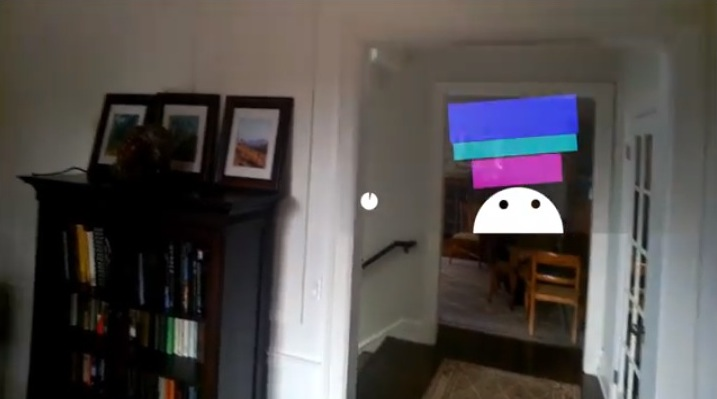 Google Glass Games