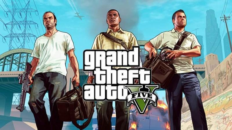 Rockstar's Grand Theft Auto V.