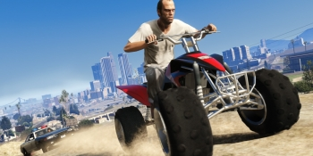 Why is Take-Two's boss so happy? Grand Theft Auto Online is his 'gift that keeps on giving'