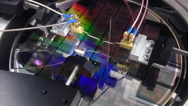 IBM graphene chip