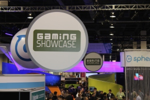 The gaming showcase at CES featured digital toy-game hybrids, drone games, and motion-sensing tech. #CES2014