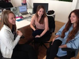 Change.org female employees