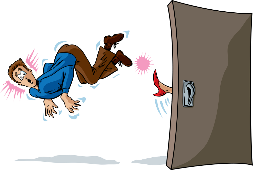 [Image: kick-out-door-shutterstock-danomyte.jpg]