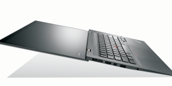 Lenovo kicks off CES with its lightest Ultrabook yet, a new Windows 8 Pro tablet, & more