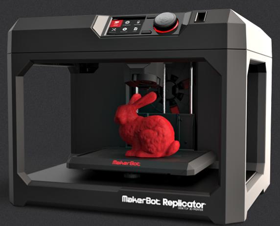 MakerBot's desktop Replicator