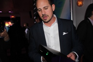 Marc Diana of Alienware shows his company's Steam Machine