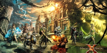 Might and Magic X: Legacy resurrects a classic RPG franchise but only conjures frustration and boredom (review)