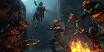 Warner Bros. shows deep preview of combat in Middle-earth: Shadow of Mordor