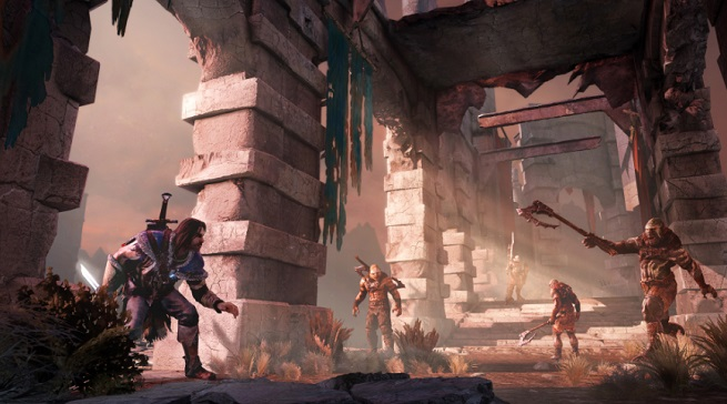 Stealth is important in Middle-earth: Shadow of Mordor