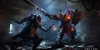 CI Games announces Hexworks studio, which is finishing Lords of the Fallen 2