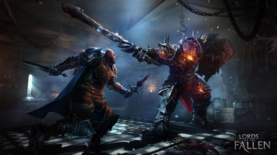 Combat in Lords of the Fallen is anything but button mashing.