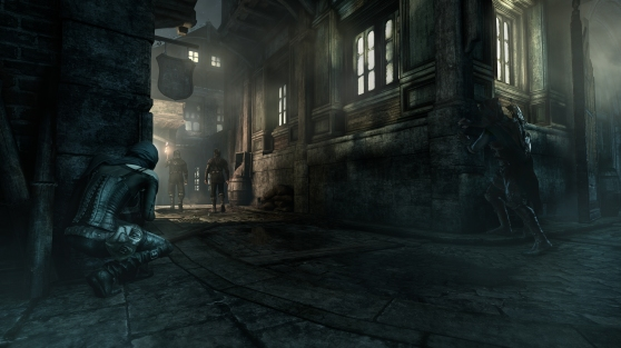 Screenshot from Thief (2014, PC/PS4/PS3/Xbox 360/Xbox One)