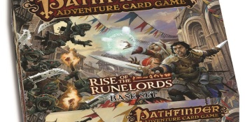 Great tabletop games for video gamers: Pathfinder Adventure Card Game