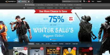 Last chance on PC games Winter Sale