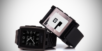 Pebble gives its smartwatch a big makeover: Less plastic, more steel