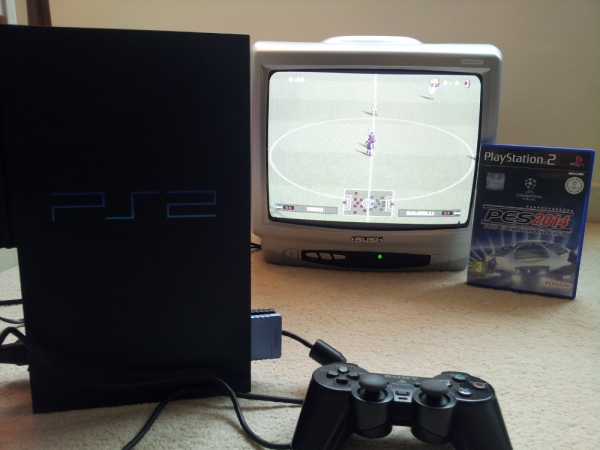 Playing the last PlayStation 2 game ever made   VentureBeat