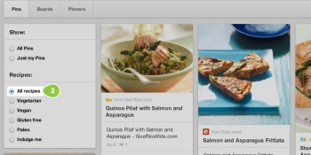 Pinterest releases awesome clean-out-your-fridge tool for its food category