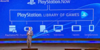 PlayStation Now cloud-streaming games come to Samsung smart TVs today