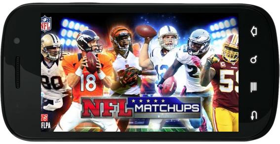 NFL Matchups
