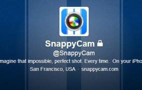 Snappycam Twitter