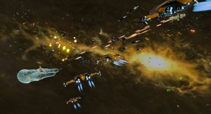 Star Swarm demo battle