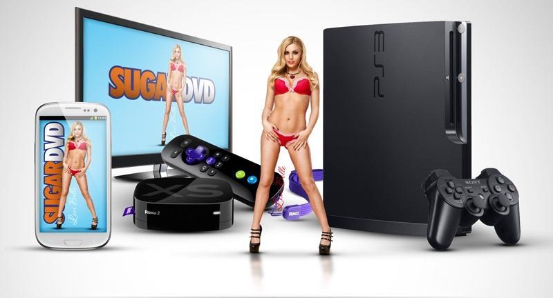 SugarDVD, a Netflix-like service for porn.