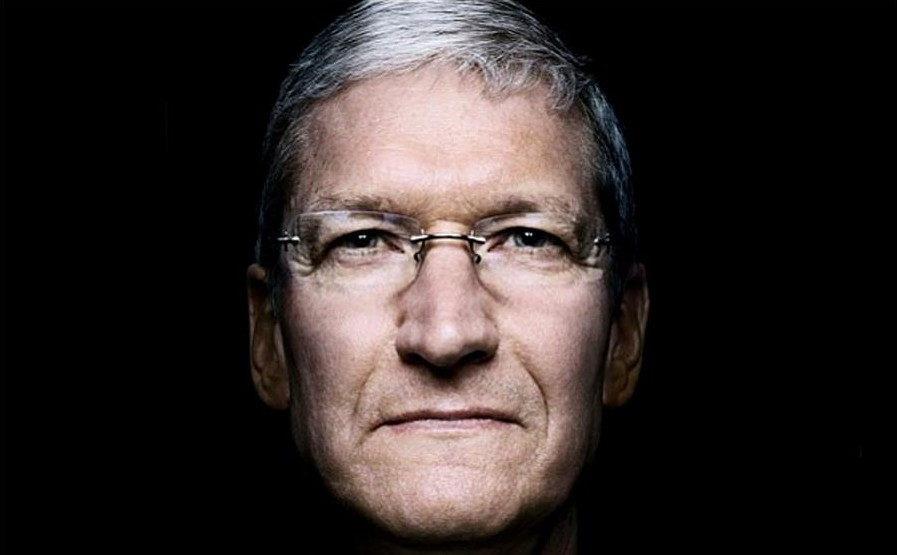 Apple CEO Tim Cook.