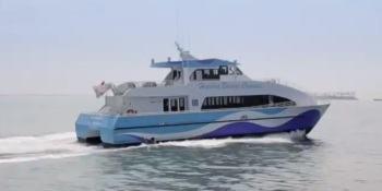 Google has gone to sea: New ferry service kicks off between S.F. and Redwood City