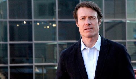 Sovrn CEO Walter Knapp.