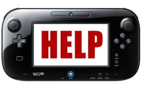 Wii U help