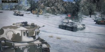 Wargaming will overhaul World of Tanks' graphics in 2014