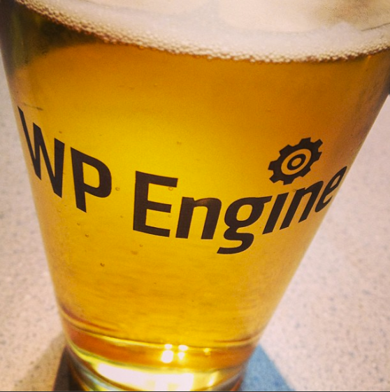 WP Engine said that 36 million unique visitors interact with one of its clients every day.