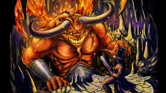 99 Levels to Hell art.