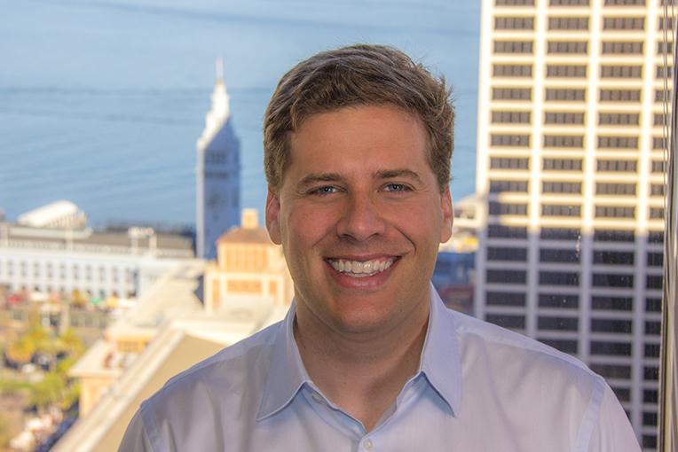 ClearSlide CEO Al Lieb.