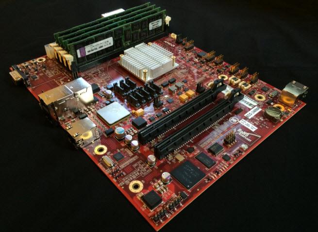 AMD ARM served board