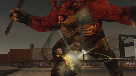 Lightning Returns - Cyclops Battle
