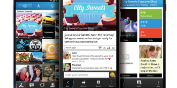 BlackBerry updates BBM with timed messages and message retraction, unveils plans for a paid subscription