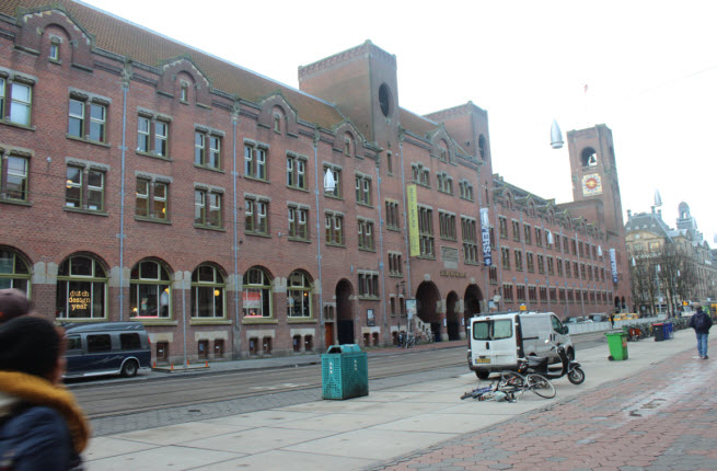 Beurs van Berlage, a former stock exchange and home of Casual Connect Europe in Amsterdam.