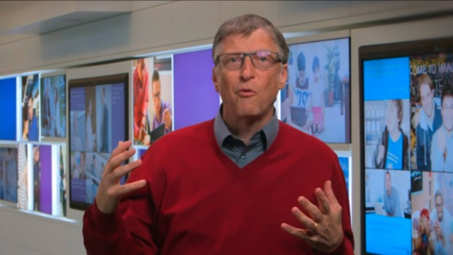 photo image Bill Gates to Apple: Help investigators access phones or risk regulation