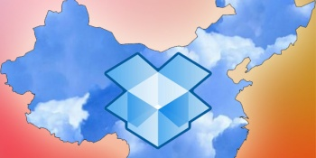 Dropbox service returns to China after a nearly four-year hiatus