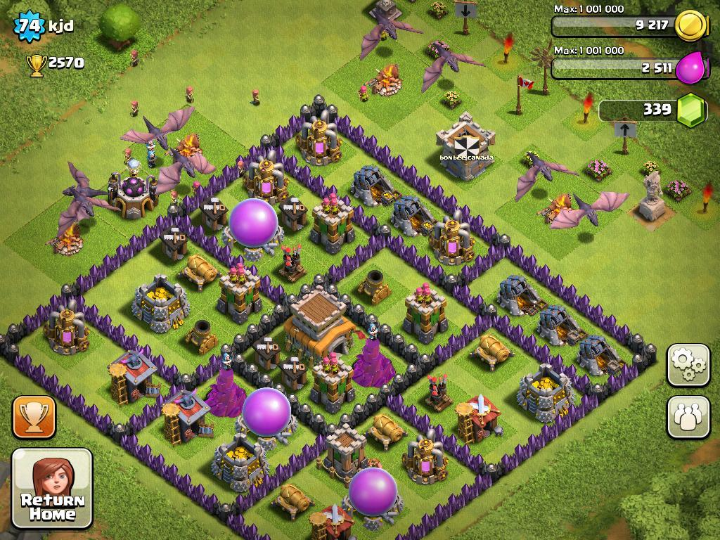 Clash Of Clans Is Now The Top Grossing Game On Ios And Android