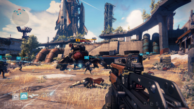 Bungie explains why Destiny doesn't have PS4-to-PS3, Xbox