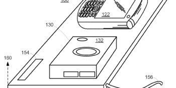New Apple patent brings gesture recognition to docking stations
