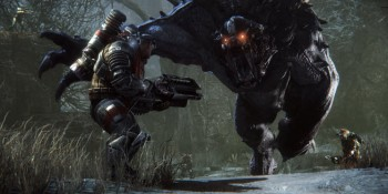 How Turtle Rock Studios created the 4-on-1 monster-hunting game Evolve (interview)